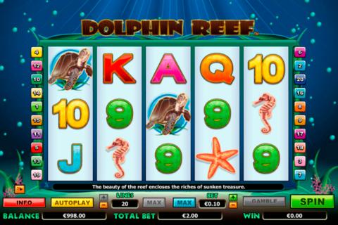 dolphin reef netgen gaming
